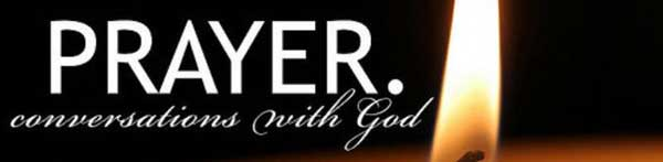 Payer. conversations with god